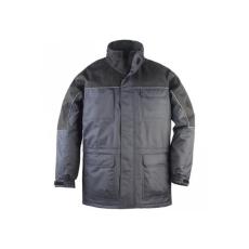 Coverguard Munkavédelmi kabát RIPSTOP fekete M