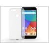 Haffner Xiaomi Mi A1 szilikon hátlap - Ultra Slim 0,3 mm - transparent