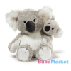NICI koala mama és koala baba plüssfigura - 20 cm