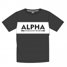 Alpha Indsutries Alpha Inlay T - fekete