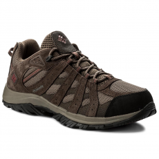 Columbia Bakancs COLUMBIA - Canyon Point Waterproof YM5416 Mud/Red Element 255