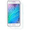 Samsung Galaxy J1 (2016) SM-J120, Kijelzővédő fólia, ütésálló fólia, Tempered Glass (edzett üveg), Clear