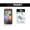 Kijelzővédő fólia, HTC Incredible S, Eazy Guard, Clear Prémium / Matt, ujjlenyomatmentes, 2 db / csomag