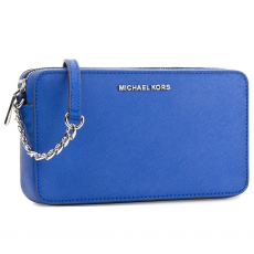 MICHAEL KORS Táska MICHAEL KORS - Jet Set Travel 32T6GTVC6L Electric Blue