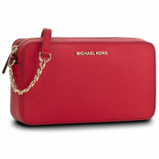 MICHAEL KORS Táska MICHAEL KORS - Jet Set Travel 32T6GTVC6L Bright Red