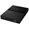 Western Digital WD külső HDD; My Passport Mac számára; 2.5'' 3TB USB3 fekete