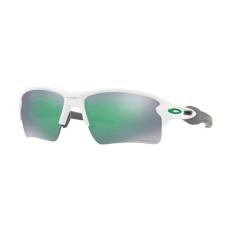 Oakley OO9188 92 FLAK 2.0 XL POLISHED WHITE PRIZM JADE napszemüveg