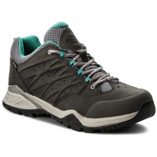 The North Face Bakancs THE NORTH FACE - Hedgehog Hike II Gtx GORE-TEX T939IB4FZ Q-Silver Grey/Porcelain Green