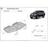 Mitsubishi Pajero Sport II, 2007-2018 - Váltó és Differenciálművédő lemez