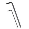Genius Tools gömbvégű imbuszkulcs, L-alakú, metrikus, 2-es