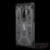 UAG Plasma Samsung G965 Galaxy S9+ hátlap tok, Ash