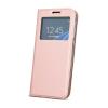 UniverTel Smart Look Huawei Mate 10 Lite oldalra nyíló tok, rose gold