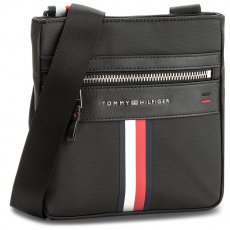 Tommy Hilfiger Válltáska TOMMY HILFIGER - Elevated Mini Crossover Cc AM0AM03220 002