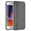 Hurtel iPaky iPhone 7/8 Bumblebee Neo Hybrid hátlap, tok, ezüst