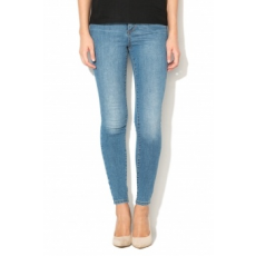 Vero Moda , Sophia skinny fit farmernadrág, Világoskék, XL-L32 (10193330-LIGHT-BLUE-DENIM-XL-L32)