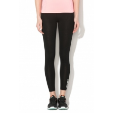 Only Play , Hasty Leggings szöveges mintával, Fekete, S (15143903-BLACK-S)