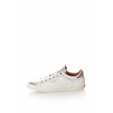 Pepe Jeans London , Portobello bőr sneakers cipő, Fehér, 38 (PLS30695-325-38)