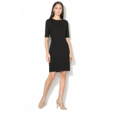 United Colors of Benetton , Bodycon rövid ruha, Fekete, S (4DI45V8G3-100-S)