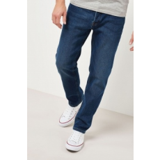 Next , Slim fit farmernadrág, Sötétkék, 38R (150356-BLUE-38R)