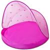 Strand sátor UV védelemmel - rózsaszín