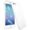 Hoco - Light series Frosted ultra vékony iPhone 6/6s tok - fehér (6957531017677)