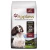 Applaws 2x15kg Applaws Adult Small & Medium Breed csirke & bárány száraz kutyatáp