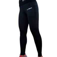 GymBeam Mesh Black női leggings - GymBeam S