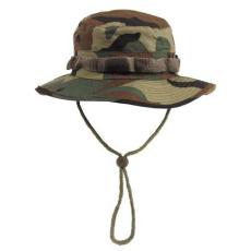 MFH US Rip-Stop kalap Woodland mintával