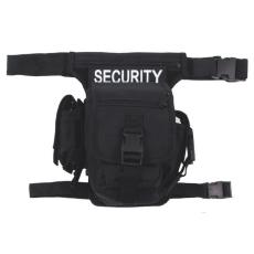 MFH Security, övtáska, fekete