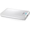 ADATA HV620S 4TB USB3.0 2,5' külső HDD fehér