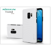 Nillkin Samsung G960F Galaxy S9 hátlap képernyővédő fóliával - Nillkin Frosted Shield - fehér