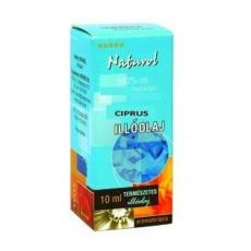 Naturol ciprus illóolaj 10 ml