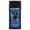 Playboy King of the Game 2 az 1-ben tusfürdő és sampon férfiaknak 250 ml