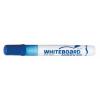"""FLEXOFFICE """"WB02"""" 2,5 mm kúpos kék táblamarker"""