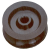 Viadana Sheave Nylon - Delrin 22x13,2mm