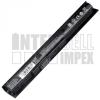 756479-421 2200 mAh 4 cella fekete notebook/laptop akku/akkumulátor utángyártott