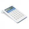 8 számjegyes számológép, áttetsző kék