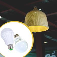 9W-os energiatakarékos LED izzó E27 foglalattal - 1 db izzó