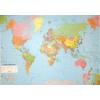 A Föld országai 124x86 cm Ívben, fóliázva