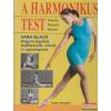 A harmonikus test
