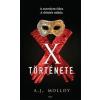 A. J. Molloy X története