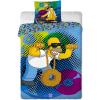 A Simpson család Ágyneműhuzat The Simpsons, A Simpson család 140×200cm, 70×90 cm