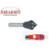 Abraboro HSS-CO Süllyesztő (Köszörült, Kereszfuratos) 5,0-10,0mm