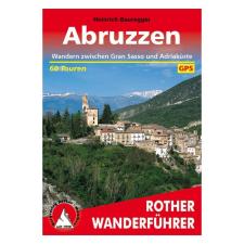 Abruzzen túrakalauz / Bergverlag Rother utazás