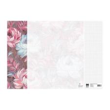 Absolut Könyöklő Flower Garden 14 lapos bianco 590x410mm Fantasy naptár, kalendárium