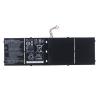 Acer AL13B3K 3560 mAh 4 cella fekete notebook/laptop akku/akkumulátor utángyártott