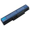 Acer AS07A72 akkumulátor 5200mAh, utángyártott