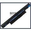 Acer Aspire 3820TZ 4400 mAh 6 cella fekete notebook/laptop akku/akkumulátor utángyártott