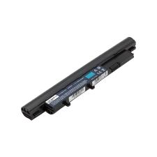 Acer Aspire 5810T laptop akkumulátor, új, gyárival megegyező minőségű helyettesítő, 6 cellás (4400mAh) acer notebook akkumulátor