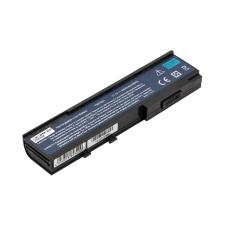 Acer Travelmate 3204 laptop akkumulátor, új, gyárival megegyező minőségű helyettesítő, 6 cellás (4400mAh) acer notebook akkumulátor